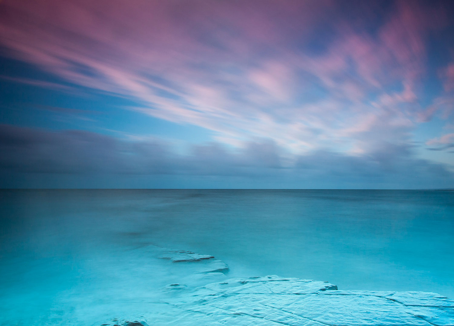Waves and Clouds