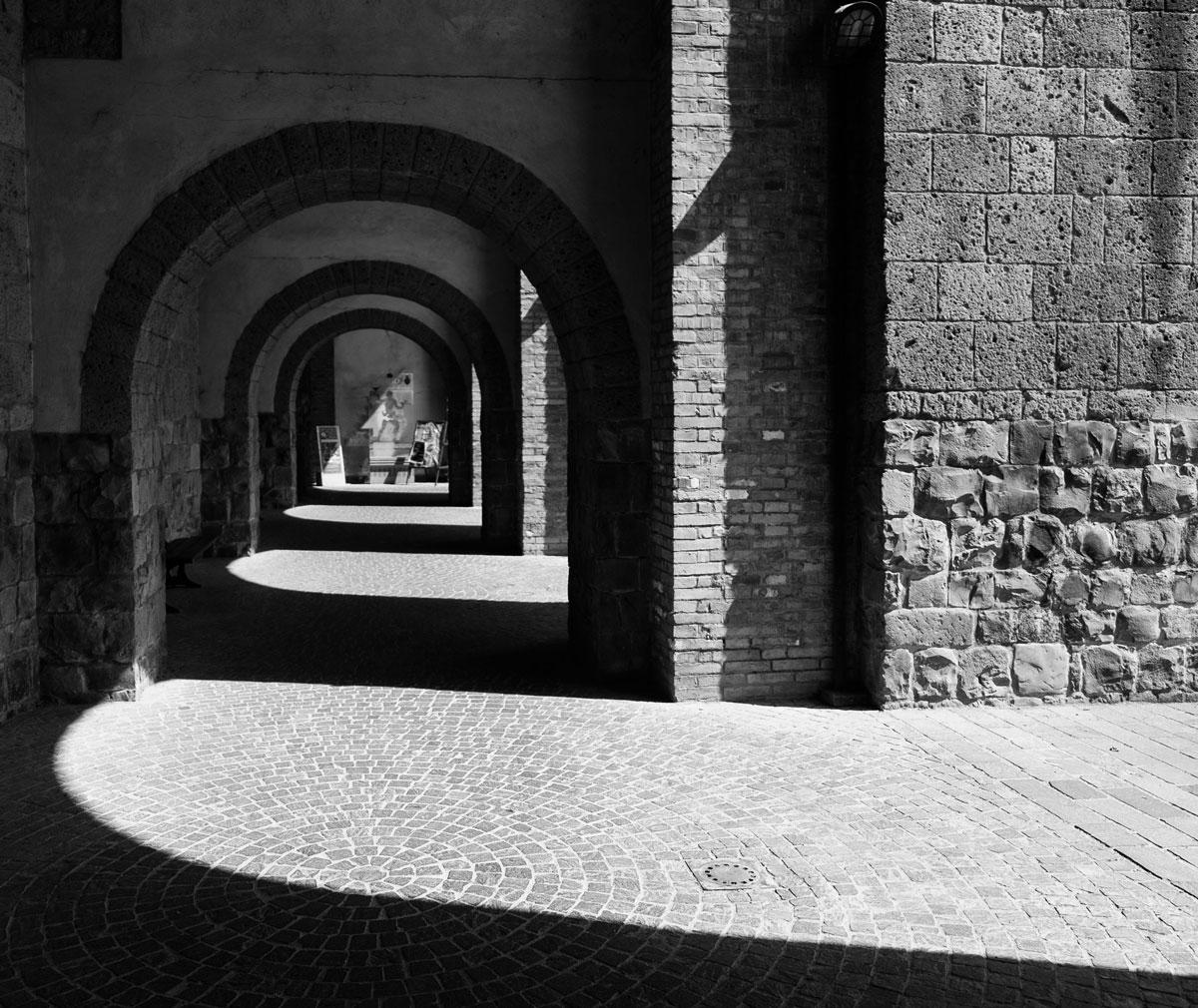 Arches, Orvieto