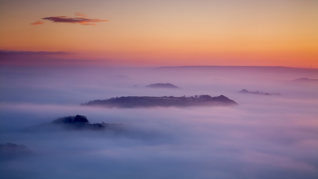Above the Clouds (pano)