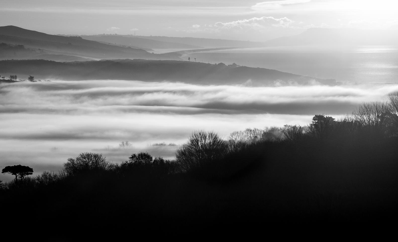 Dawn View to Portland